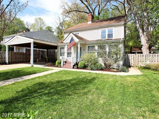 6627 Barrett Road, Falls Church, VA 22042 (#FX10015616) :: Arlington Realty, Inc.
