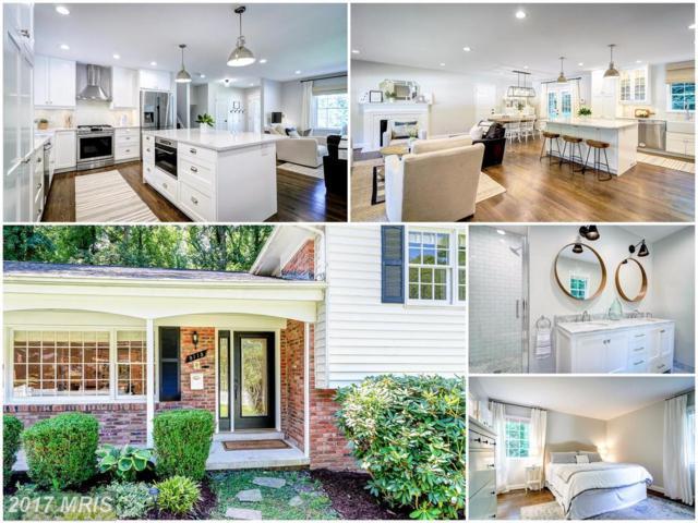 9115 Glenbrook Road, Fairfax, VA 22031 (#FX10016144) :: Provident Real Estate