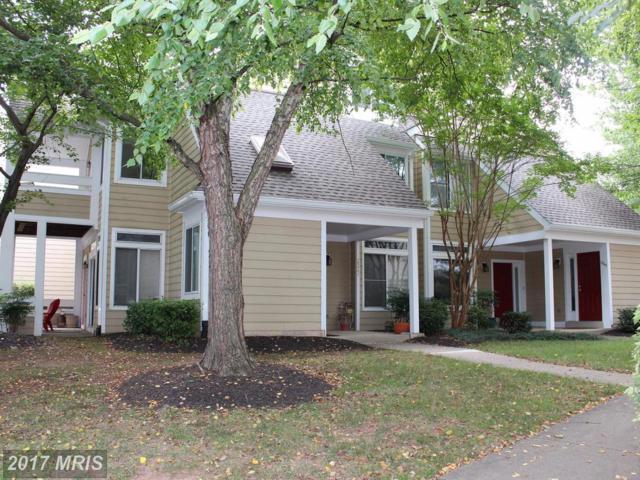 12343 Strong Court #580, Fairfax, VA 22033 (#FX10016455) :: Provident Real Estate