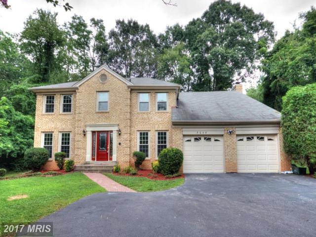 9604 Bronte Drive, Fairfax, VA 22032 (#FX10017404) :: Provident Real Estate