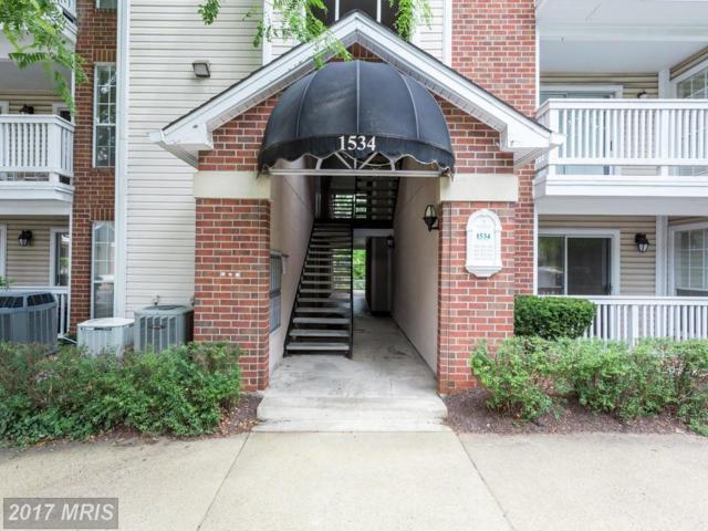 1534 Lincoln Way #303, Mclean, VA 22102 (#FX10017419) :: Pearson Smith Realty
