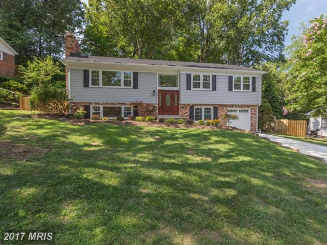3302 Prince William Drive, Fairfax, VA 22031 (#FX10023585) :: Pearson Smith Realty