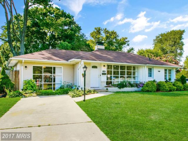 1600 Shenandoah Road, Alexandria, VA 22308 (#FX10023627) :: Pearson Smith Realty