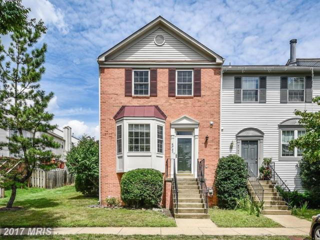 6753 Rockledge Place, Centreville, VA 20121 (#FX10029296) :: Pearson Smith Realty