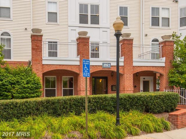 2921 Deer Hollow Way #109, Fairfax, VA 22031 (#FX10032208) :: RE/MAX Executives