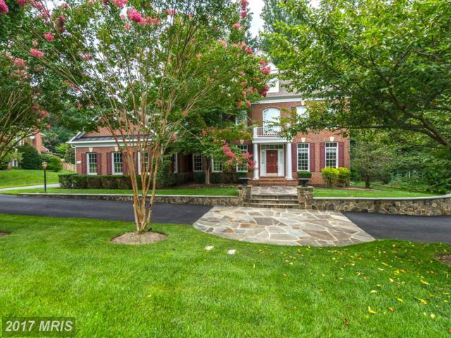 2911 Fox Mill Manor Drive, Oakton, VA 22124 (#FX10034102) :: The Belt Team