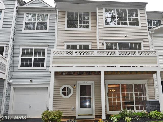 14451 Glencrest Circle #71, Centreville, VA 20120 (#FX10034362) :: Pearson Smith Realty