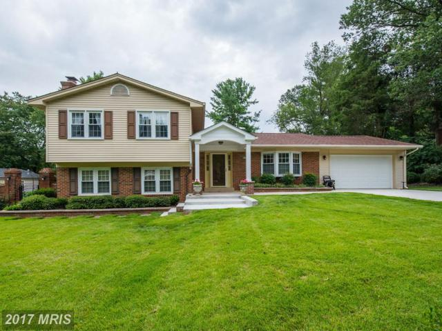 2524 W Meredith Drive, Vienna, VA 22181 (#FX10035011) :: The Vashist Group