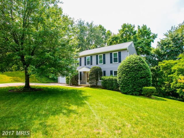 3513 Wood Pile Court, Alexandria, VA 22310 (#FX10036046) :: The Tom Conner Team