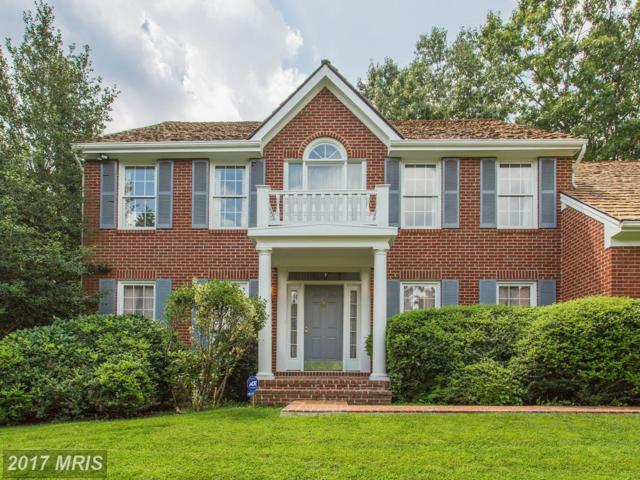 4716 Leehigh Court, Fairfax, VA 22030 (#FX10036048) :: The Tom Conner Team