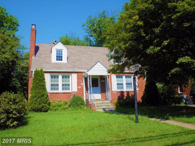 2854 Lawrence Drive, Falls Church, VA 22042 (#FX10036270) :: Eng Garcia Grant & Co.