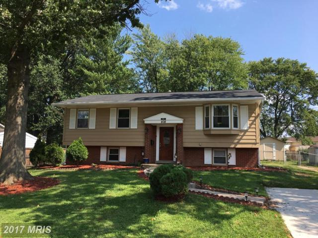 408 Virginia Avenue, Herndon, VA 20170 (#FX10038672) :: Pearson Smith Realty