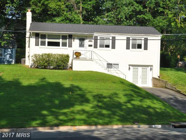 3605 Terrace Drive, Annandale, VA 22003 (#FX10039166) :: Circadian Realty Group