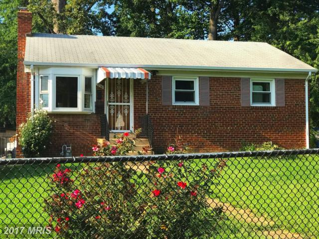 7016 Strathmore Street, Falls Church, VA 22042 (#FX10040288) :: Pearson Smith Realty