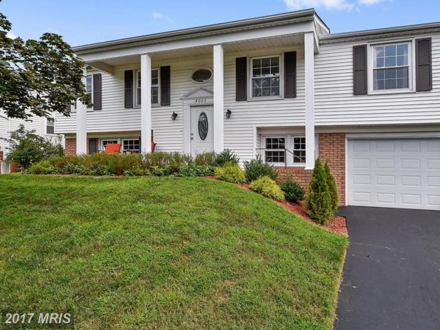 4003 Middle Ridge Drive, Fairfax, VA 22033 (#FX10040851) :: Pearson Smith Realty