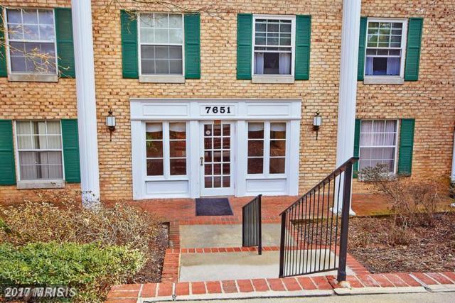 7651 Tremayne Place #307, Mclean, VA 22102 (#FX10040978) :: Pearson Smith Realty