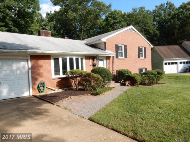 6710 Harwood Place, Springfield, VA 22152 (#FX10041257) :: Pearson Smith Realty