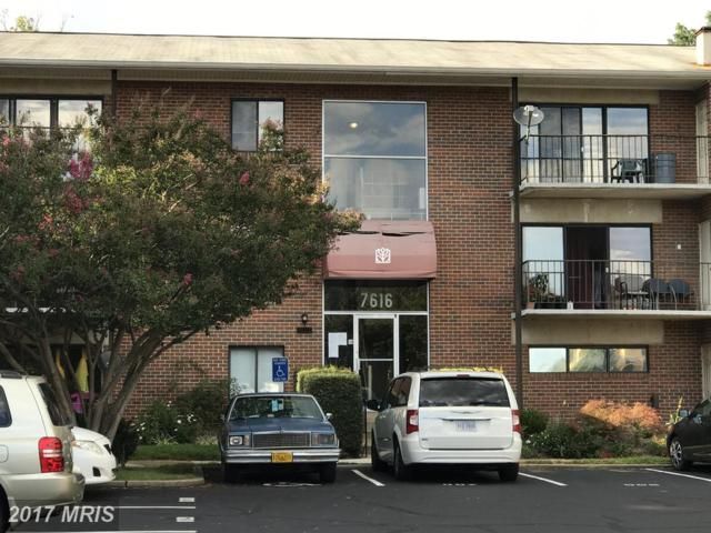 7616 Savannah Street T-3, Falls Church, VA 22043 (#FX10043065) :: LoCoMusings