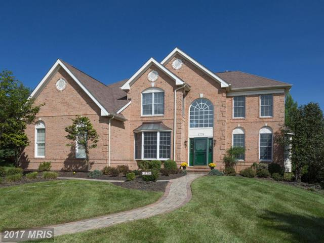 1779 Clovermeadow Drive, Vienna, VA 22182 (#FX10046677) :: The Belt Team