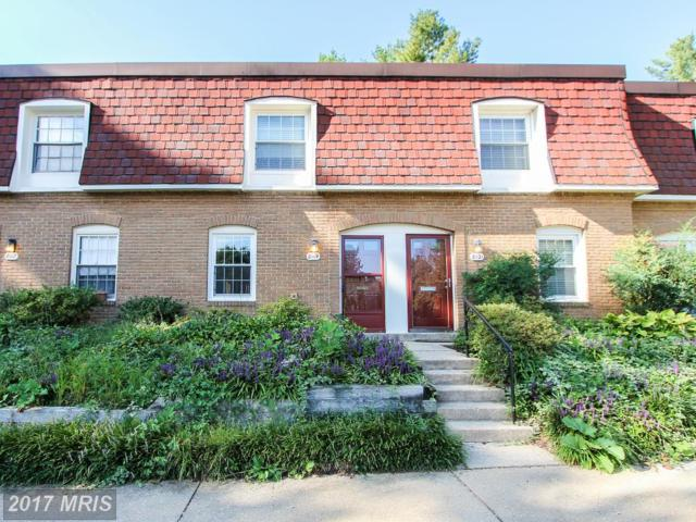8119 Kingsview Court #210, Springfield, VA 22152 (#FX10048604) :: Pearson Smith Realty