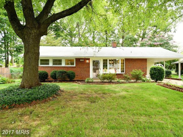 5303 Landgrave Lane, Springfield, VA 22151 (#FX10049518) :: Pearson Smith Realty