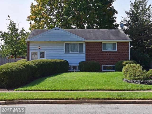 7110 Evanston Road, Springfield, VA 22150 (#FX10050685) :: Pearson Smith Realty