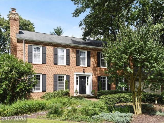 10508 Walter Thompson Drive, Vienna, VA 22181 (#FX10051147) :: The MD Home Team