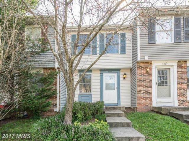 5875 Clarendon Springs Place, Centreville, VA 20121 (#FX10056802) :: Pearson Smith Realty