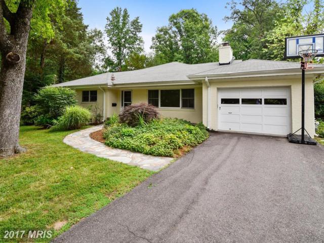 3023 Cedarwood Lane, Falls Church, VA 22042 (#FX10058390) :: Pearson Smith Realty