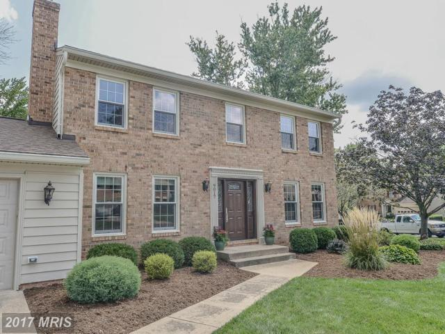 9017 Lake Braddock Drive, Burke, VA 22015 (#FX10058392) :: The Putnam Group