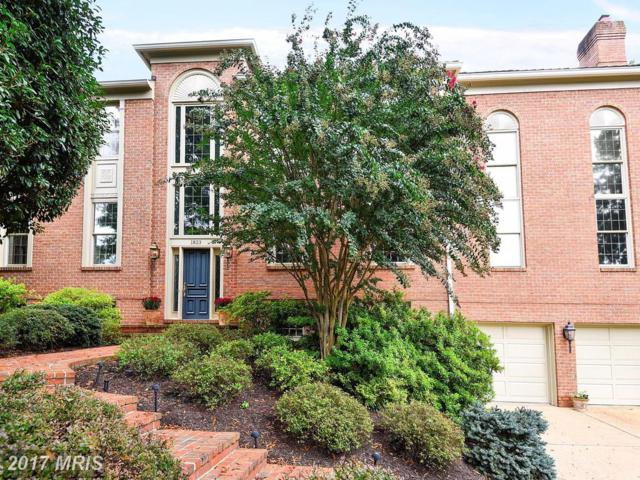 1823 Solitaire Lane, Mclean, VA 22101 (#FX10058396) :: LoCoMusings