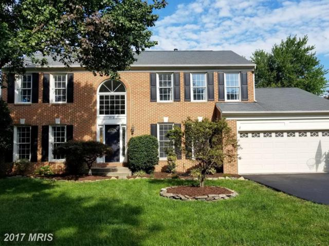 912 Spring Knoll Drive, Herndon, VA 20170 (#FX10059005) :: The Putnam Group
