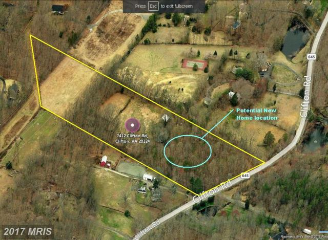 7412 Clifton Road, Clifton, VA 20124 (#FX10059106) :: Long & Foster