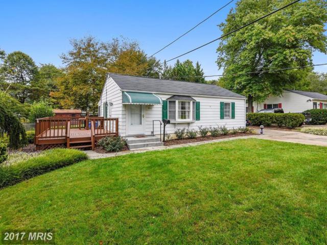3012 Strathmeade Street, Falls Church, VA 22042 (#FX10060680) :: Provident Real Estate