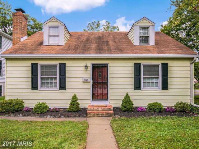 2847 Cameron Road, Falls Church, VA 22042 (#FX10062404) :: Arlington Realty, Inc.