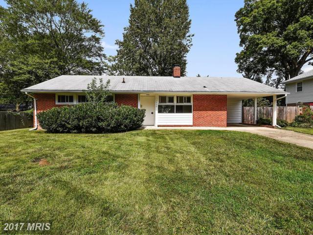 7406 Inzer Street, Springfield, VA 22151 (#FX10063537) :: Fine Nest Realty Group