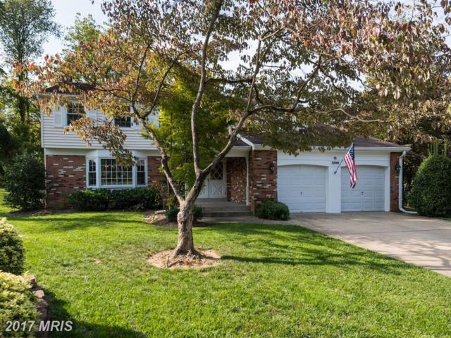1200 Forestwood Drive, Mclean, VA 22101 (#FX10064066) :: Long & Foster
