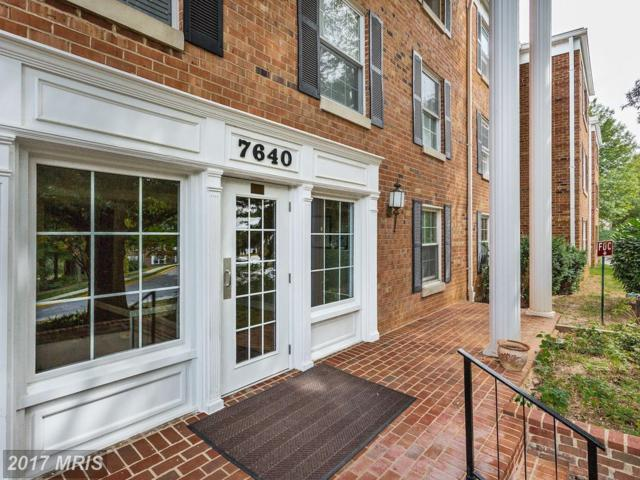 7640 Tremayne Place #102, Mclean, VA 22102 (#FX10065085) :: Krissy Cruse | Keller Williams Realty