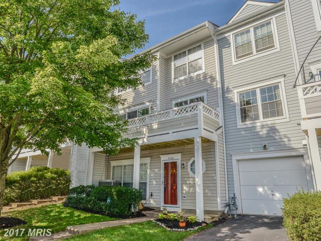 5126 Castle Harbor Way #78, Centreville, VA 20120 (#FX10066745) :: LoCoMusings