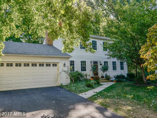 5607 Wood Thrush Court, Fairfax, VA 22032 (#FX10070390) :: LoCoMusings