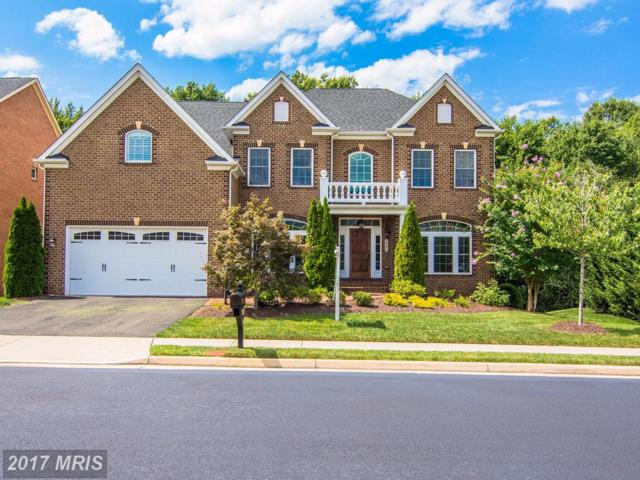 3981 Woodberry Meadow Drive, Fairfax, VA 22033 (#FX10073518) :: LoCoMusings