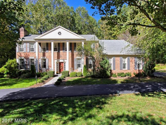 8612 Beaver Pond Lane, Fairfax Station, VA 22039 (#FX10074067) :: AJ Team Realty