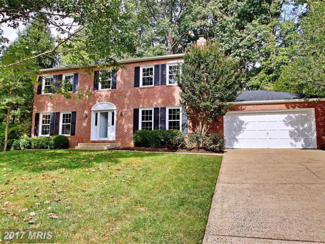 1757 Nevar Court, Vienna, VA 22182 (#FX10074759) :: The Belt Team