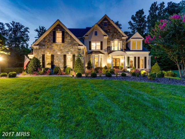 8168 Cottage Rose Court, Fairfax Station, VA 22039 (#FX10074987) :: Browning Homes Group