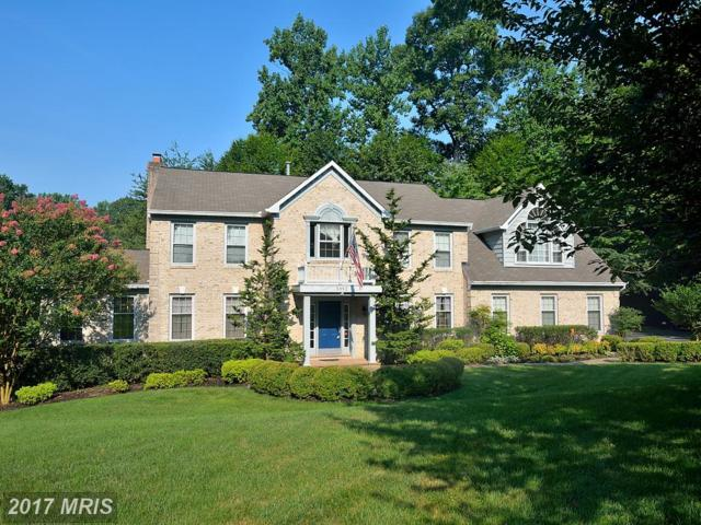5953 Fairview Woods Drive, Fairfax Station, VA 22039 (#FX10075128) :: AJ Team Realty