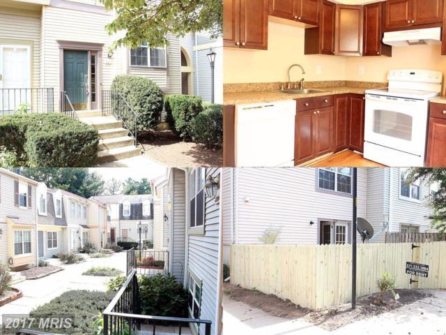 5912 Annaberg Place #206, Burke, VA 22015 (#FX10076365) :: LoCoMusings