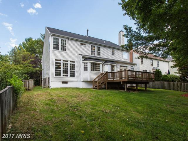 14715 Muddy Creek Court, Centreville, VA 20120 (#FX10080666) :: The Belt Team