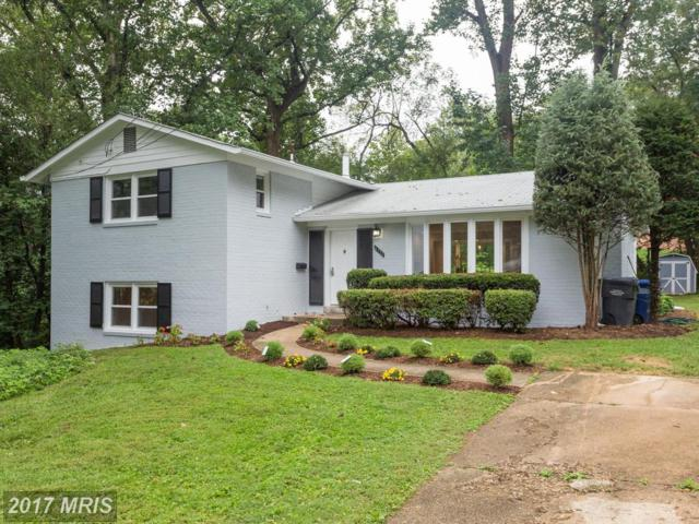 6711 Capstan Drive, Annandale, VA 22003 (#FX10080669) :: The Belt Team