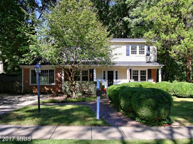 6700 Grey Fox Drive, Springfield, VA 22152 (#FX10082165) :: RE/MAX Executives