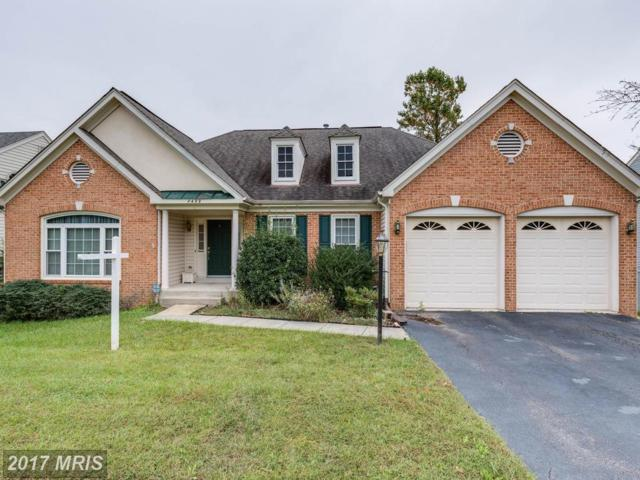 8499 Silverview Drive, Lorton, VA 22079 (#FX10083537) :: Browning Homes Group
